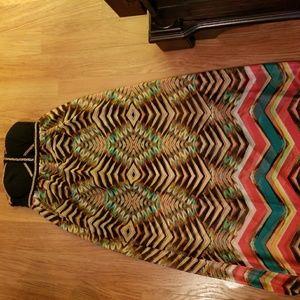 Dresses & Skirts - Love Fire dress from Von Maur